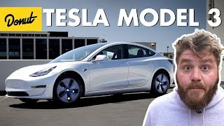 Download Daily Driving the Tesla Model 3 | The New Car Show | Donut Media Video
