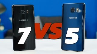 Download Note 7 vs Note 5: Worthy Upgrade? Video