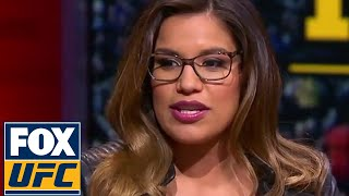 Download Julianna Pena drops by UFC Tonight to discuss the new addition to her family | UFC TONIGHT Video
