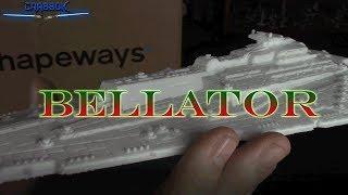Download Armada - Bellator Star Dreadnought from Mel Miniatures on Shapeways Video