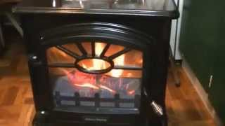 Download electric stove heater #fireplace #electricstoveheater Video