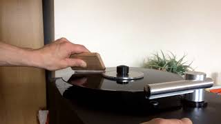 Download The Record Restorer - Cleaning a Mouldy Record Video