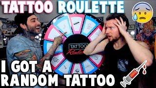 Download TATTOO ROULETTE (I Got a RANDOM Tattoo) Video