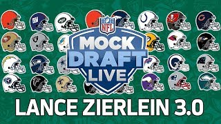 Download FULL 1st Round 2018 NFL Mock Draft & Analysis | Mock Draft Live: Lance Zierlein 3.0 | NFL Network Video