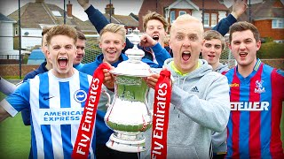 Download FA CUP KNOCKOUT PENALTIES Video