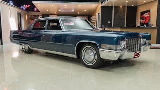 Download 1970 Cadillac Fleetwood For Sale Video