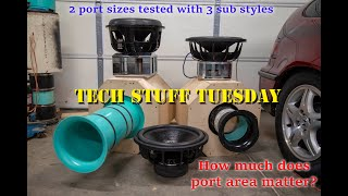 Download How much does port area matter? - Tech Stuff Tuesday Video