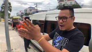 Download 🏍รถตู้ซิ่ง VIP ที่สุดในไทยอีกอู่ Vanshop Hiace Commutershop - john rider Video
