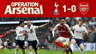 Download SPURS 1-0 ARSENAL - R.I.P TOP 4! Video