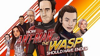 Download How Ant-Man and the Wasp Should Have Ended (ANIMATED PARODY) Video