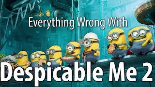 Download Everything Wrong With Despicable Me 2 In 16 Minutes Or Less Video