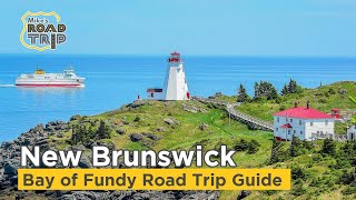 Download New Brunswick Bay of Fundy Road Trip Video