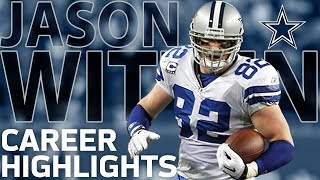 Download Jason Witten's Legendary Highlights: The Greatest TE in Cowboys History | NFL Legends Highlights Video