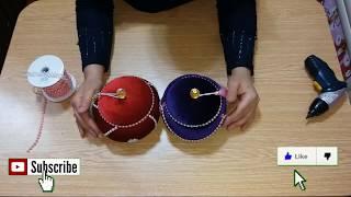 Download Takı Tesbih Kutusu Yapımı(CD İle) {Jewelry Rosary Box Making} Video