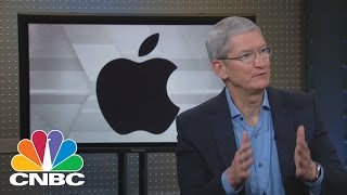 Download Apple CEO Tim Cook: Optimism For The Future | Mad Money | CNBC Video