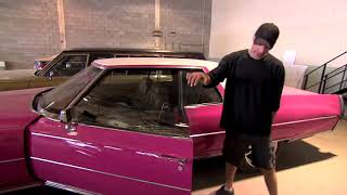Download CWD 14 Extra Mechanic Rob Chats about wrecking cars at Rehab Video