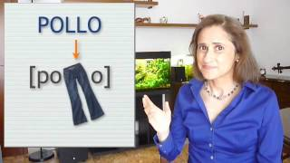 Download Spanish pronunciation: LL & Y Video