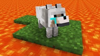 Download Wolf Cubs Life: Digging a Pit - Cubic Minecraft Animation Video
