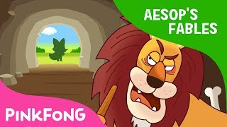 Download The Old Lion and the Fox | Aesop's Fables | Pinkfong Story Time for Children Video