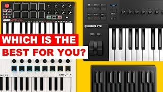 Download Top Midi Keyboards - Which one is right for you? Video