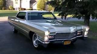 Download 1968 Cadillac Calais .. Michael Stanton 315-853-1967 SOLD Video