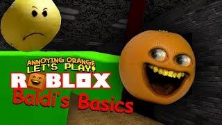 Download Annoying Orange Beats - Roblox: BALDI'S BASICS! Video