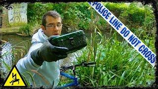 Download Dumping Ground FOUND! - Magnet Fishing UK Video