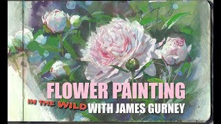 Download Flower Painting in the Wild—(OFFICIAL TRAILER) Video