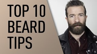 Download Top 10 Tips for Growing a Beard | Jeff Buoncristiano Video