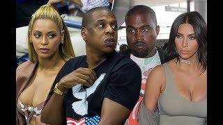 Download BEYONCE AND JAY Z BEEF WITH KIM AND KANYE WEST COMPLETE BREAKDOWN Video