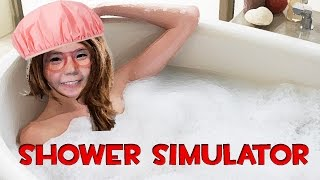 Download shower simulator | เกมอาบน้ำที่โคตรสมจริง! zbing z. Video