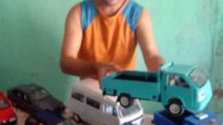 Download Douglas artes miniaturas de carro Video