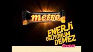 Download Ulker Metro - Enerji Geliyorum Demez Video