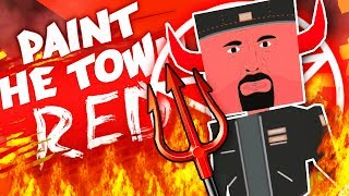 Download BATTLE WITH THE DARK LORD! (Best Workshop Creations - Paint The Town Red Gameplay) Video