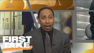 Download Stephen A. Smith's Latest Tony Romo Rant | First Take | April 11, 2017 Video