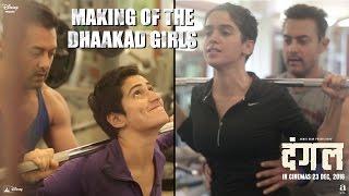 Download Making of The Dhaakad Girls   Dangal   In Cinemas Dec 23 Video