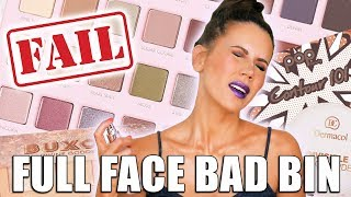 Download FULL FACE of PRODUCTS I HATE | The BAD Bin Video