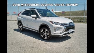 Download 2018 Mitsubishi Eclipse Cross Review Video
