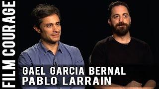 Download NERUDA Interview with Gael García Bernal & Pablo Larraín Video