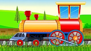 Download Train | Formation & Uses | Kids Videos | Learn Transports Video