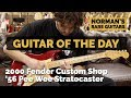 Download Guitar of the Day: 2000 Fender Custom Shop 1956 Pee Wee Stratocaster | Norman's Rare Guitars Video