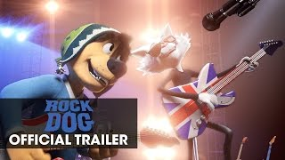 Download Rock Dog (2017 Movie) – Official Trailer Video