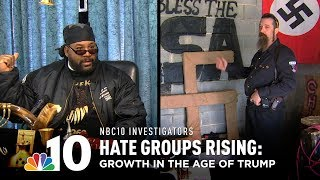 Download Face-to-Face With 'Hate Group' Leaders on Growth in Age of Trump Video