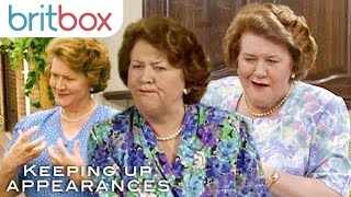 Download Hyacinth Bucket's Top 5 Putdowns   Keeping Up Appearances Video