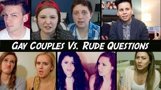 Download Gay Couples React to Rude, Invasive Questions (Part 2) Video