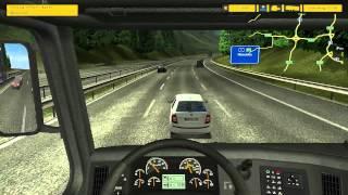 Download #003 Let's Play Euro Truck Simulator (Deutsch/HD) Video