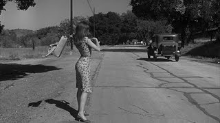 Download Jane Fonda \ Walk On The Wild Side 1962 \ hitchhiking Video