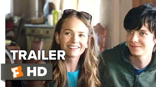 Download The Space Between Us Official Trailer #1 (2016) - Asa Butterfield, Britt Robertson Movie HD Video