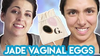Download We Tried Vaginal Jade Eggs For A Week (feat. Michelle Khare) Video