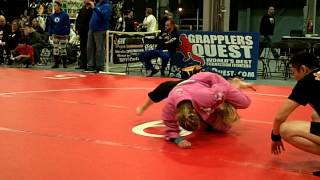 Download Melissa C. (All Star Bjj) @ GQ 12/14/13 Gi Final Video